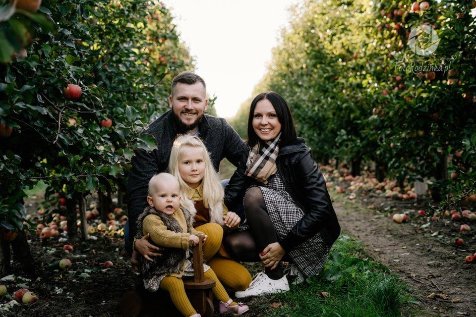 Rodzinka w Jablkach 010
