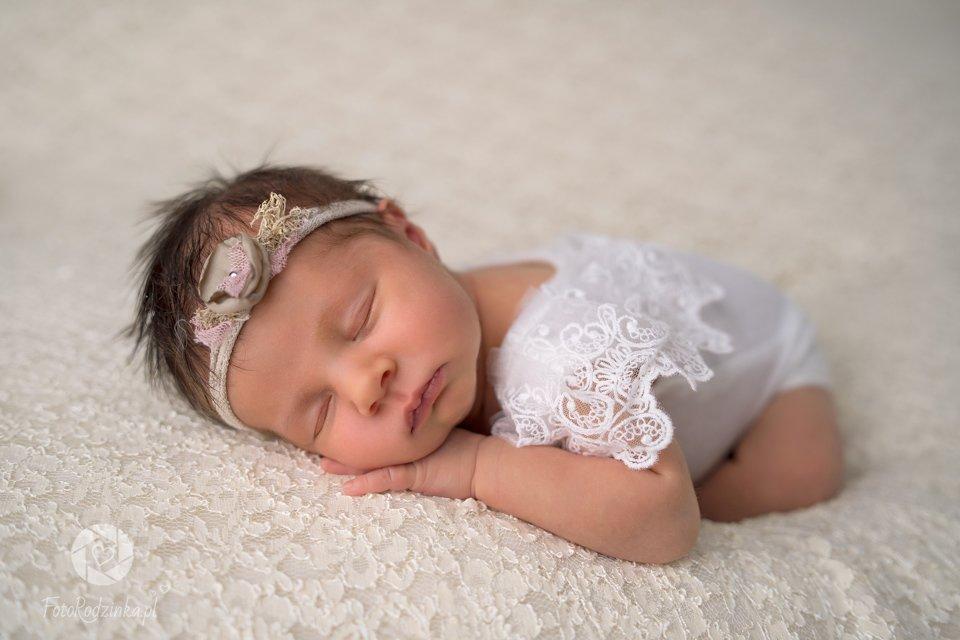Sesja noworodkowa Nina | Brwinów
