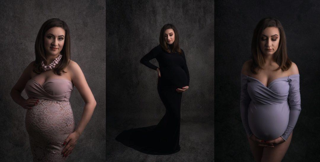 Sesja ciążowa z partnerem czy bez? – Kasia i jej przepiękna sesja| Żyrardów i okolice